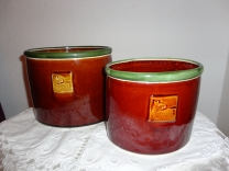 "Krukkesæt, keramik, ""KiKi design""."