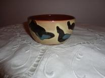 Keramikskål,