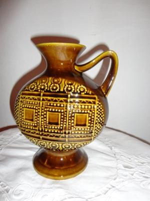 "Keramikkande, ""Western Germany"","