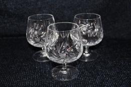 Cognacglas, krystal