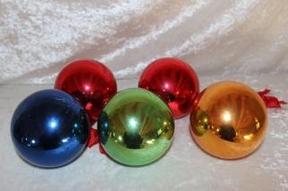 Store glaskugler