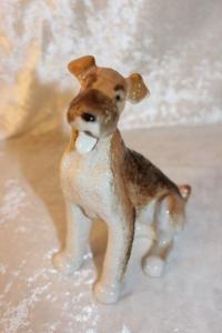 Airdale Terrier Porcelænshund