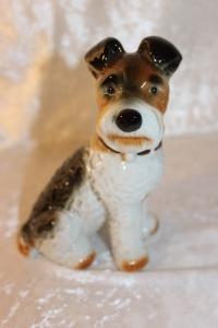 Terrier Porcelænshund